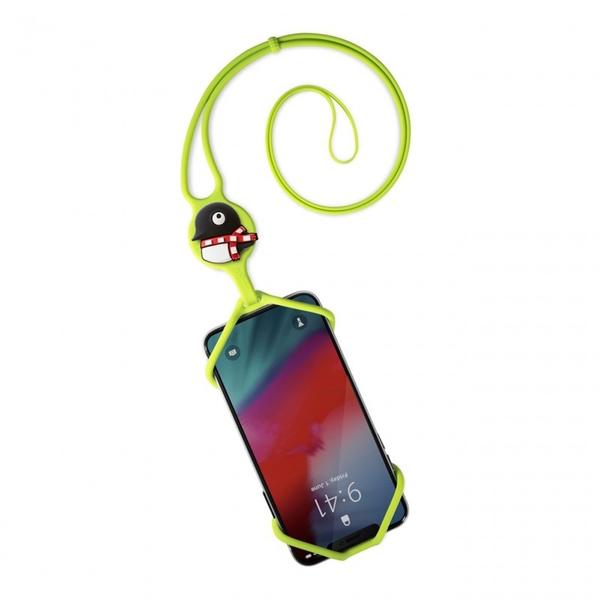 【Bone】頸掛手機綁 Lanyard PhoneTie-企鵝小丸