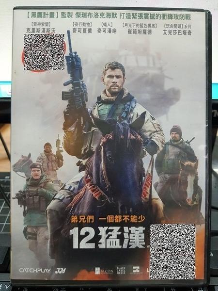 挖寶二手片-P67-026-正版DVD-電影【12猛漢】-克里斯漢斯沃 麥可夏儂 麥可潘納(直購價)