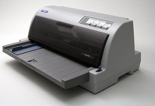◤全新品 含稅 免運費◢ EPSON LQ-690C 點陣24針 英/中文點距陣印表機【原廠公司貨】