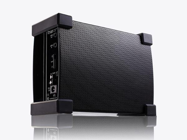 《育誠科技》『soundmatters foxL Duet 喇叭雙重組』foxl v2 apt-x+foxLO/藍牙音響揚聲器/重低音藍芽喇叭