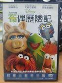 影音專賣店-B09-017-正版DVD*動畫【布偶歷險記】-傑森席格*艾美亞當斯*克里斯庫柏