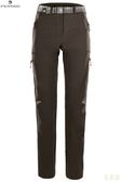 FERRINO 義大利 荷威 四彈性保暖長褲 女 42 棕 21460 休閒長褲 戶外 登山 露營 旅遊 [易遨遊]