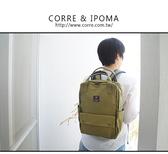 CORRE【CG71082】文青風後背包