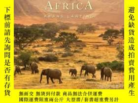 全新書博民逛書店IntoAfricaY410016 Frans Lanting Earth Aware Editions IS