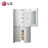原廠好禮送★【LG樂金】820公升門中門對開冰箱GR-QL88N