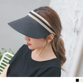 《ZC1470》夏日藤編遮陽帽 OrangeBear
