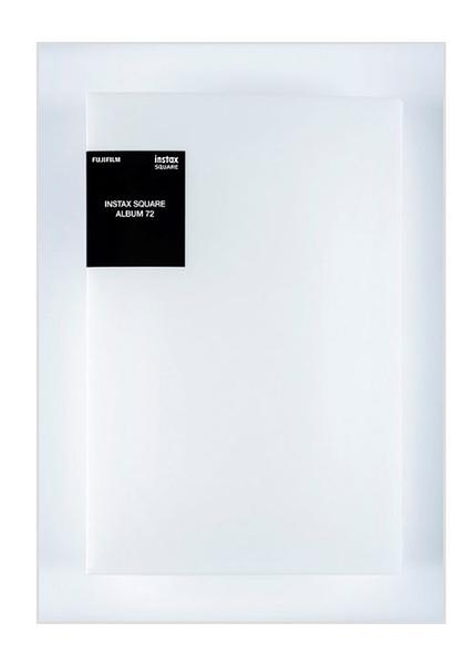【聖影數位】全新 富士 Fujifilm instax square album 方形軟片專用相片本 72入