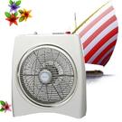 三段風速+械式定時 【台灣三洋SANLUX箱型電風扇SBF-1400TA1】