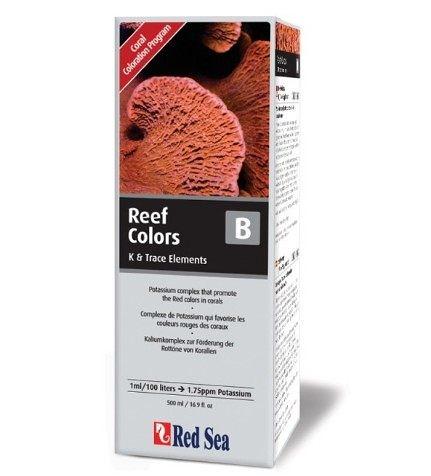 {台中水族}RED SEA紅海  紅色珊瑚鉀硼添加劑~~500ml  特價