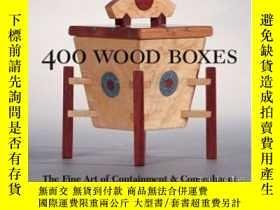 二手書博民逛書店400罕見Wood BoxesY364682 Gunter, Veronika Alice; Lark Boo