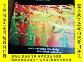 二手書博民逛書店AS A罕見level Biology (Cambridge I