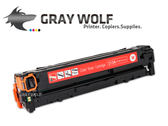 【速買通】HP CF213A 紅色 相容彩雷環保碳粉匣 適用M251/M276NF/NW/LaserJet Pro 200