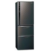 Panasonic 國際牌385公升三門變頻冰箱 NR-C389HV-K(星空黑)