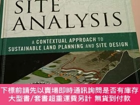 二手書博民逛書店Site罕見Analysis: A Contextual Approach To Sustainable Land