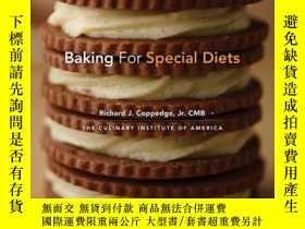 二手書博民逛書店Baking罕見for Special DietsY410016 Richard J. Copped...