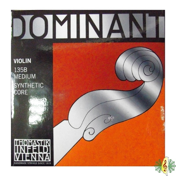 小提琴弦 [網音樂城] Dominant 135B Thomastik 小提琴 套弦 奧地利製 維也納 Violin