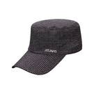 [ATUNAS] 歐都納 GORE-TEX 防水遮陽便帽 黑格 (A-A1824-A)