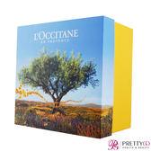L'OCCITANE 歐舒丹 歐蕾碗盤組[2碗+2盤]【美麗購】
