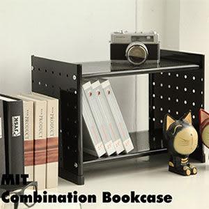 ikloo貴族風可延伸式組合書櫃 書架 桌上書架 書桌書本 置物架【BG0748】Loxin