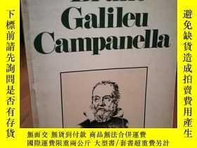 二手書博民逛書店BRUNO·GALILEU·CAMPANELLA:OS罕見PEN