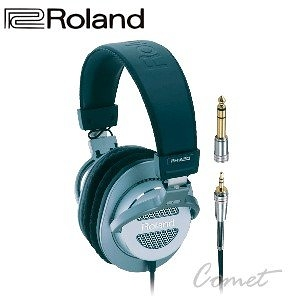 監聽耳機►頭戴式錄音室監聽級耳機 Roland RH-A30 Monitor Headphones