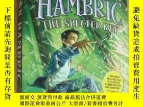 二手書博民逛書店BRAN罕見HAMBRIC:THE SPECTER KEY 英文