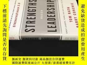 二手書博民逛書店STRENGTHS罕見LEADERSHIPY12153