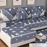 沙發墊四季通用布藝簡約現代防滑實木客廳防滑北歐純棉老粗布全棉  中秋特惠