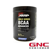 【南紡購物中心】【GNC 健安喜】AMP PRO-PERFORMANCE® 金牌BCAA粉末飲品-藍莓口味 (337.5公克)