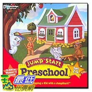 [美國直購 ShopUSA] Jumpstart Preschool Classic (PC & Mac)  $773