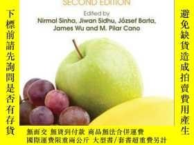 二手書博民逛書店Handbook罕見of Fruits and Fruit Processing, 2nd EditionY4