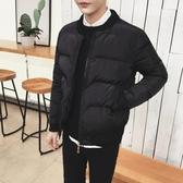 冬季新款韓版流短款棉衣男外套學生加厚冬裝棉襖子羽絨棉服