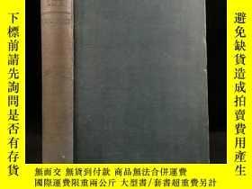 二手書博民逛書店1908年罕見動物生命圖鑒 62幅插圖 漆布精裝32開Y11827 F W Gamble John Murra