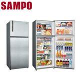 好禮送【SAMPO聲寶】535公升變頻雙門冰箱SR-B53D(K3)