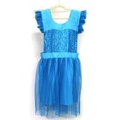 【BlueCat】角色扮演冰雪奇緣艾莎公主 成人圍裙