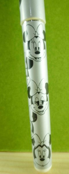 【震撼精品百貨】Micky Mouse_米奇/米妮 ~水性筆-銀米妮