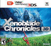 3DS Xenoblade Chronicles 3D 異域神劍(美版代購)