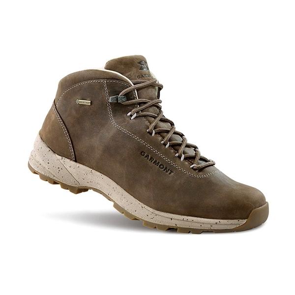 GARMONT 女款GTX中筒休閒旅遊鞋Tiya WMS 481046/612 / 城市綠洲 (GoreTex、防水透氣、黃金大底、健行鞋)