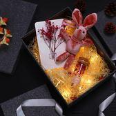 生日新年禮品盒正方形禮品盒禮物盒禮物風mandyc衣間