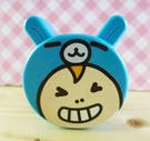 【震撼精品百貨】日本精品百貨-手機吊飾/鎖圈-膠帶鎖圈-早安少女(藍)