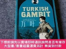 二手書博民逛書店萬葉堂英文原版 turkish罕見gambitY25771 boris akunin