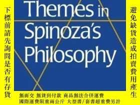 二手書博民逛書店Jewish罕見Themes In Spinoza s Philosophy-斯賓諾莎哲學中的猶太主題Y436