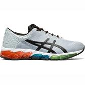 Asics GEL-Quantum 360 5 [1021A153-020] 男鞋 運動 慢跑 緩衝 包覆 頂級 灰