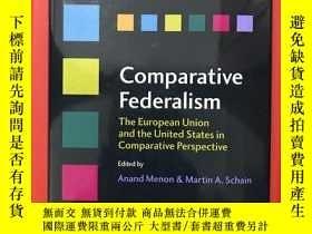 二手書博民逛書店Comparative罕見Federalism(比較聯邦制:歐盟