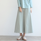 正韓 半鬆緊口袋款褲裙 (BBQE) 預購