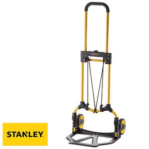 STANLEY 史丹利 兩輪折疊手推車 承重70公斤 型號SXWTD-FT580