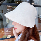 MD韓【A09200069】半傘狀遮陽帽-2色