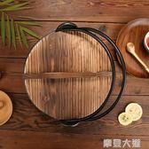 日式養生壽喜鍋老式鑄鐵鍋平底小湯鍋燃氣燉鍋家用煲湯鍋砂鍋加厚
