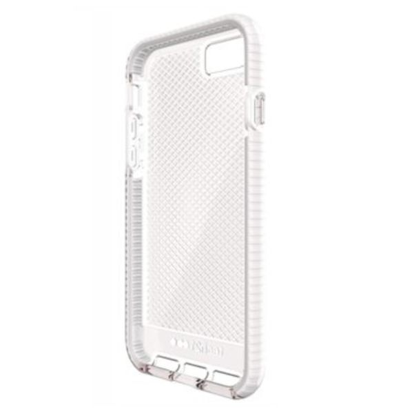 Tech21 英國 超衝擊 Evo Check iPhone 7 防撞 軟質格紋 保護殼,SW 京普威爾
