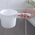 日本製造INOMATA標準型水勺(白色)